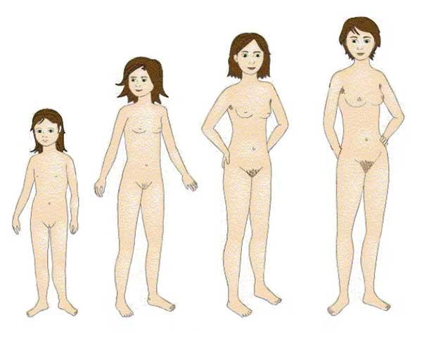 la puberté