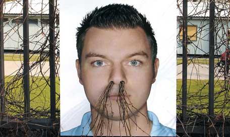 Poils dans le nez
