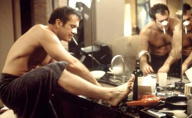 épilation Mel Gibson