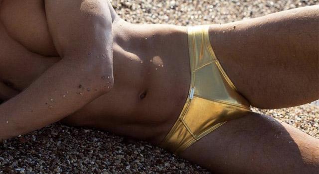 épilation du bikini au masculin